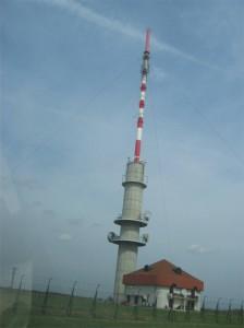 Hegyhatsal CO2 Tower Hungary 2006